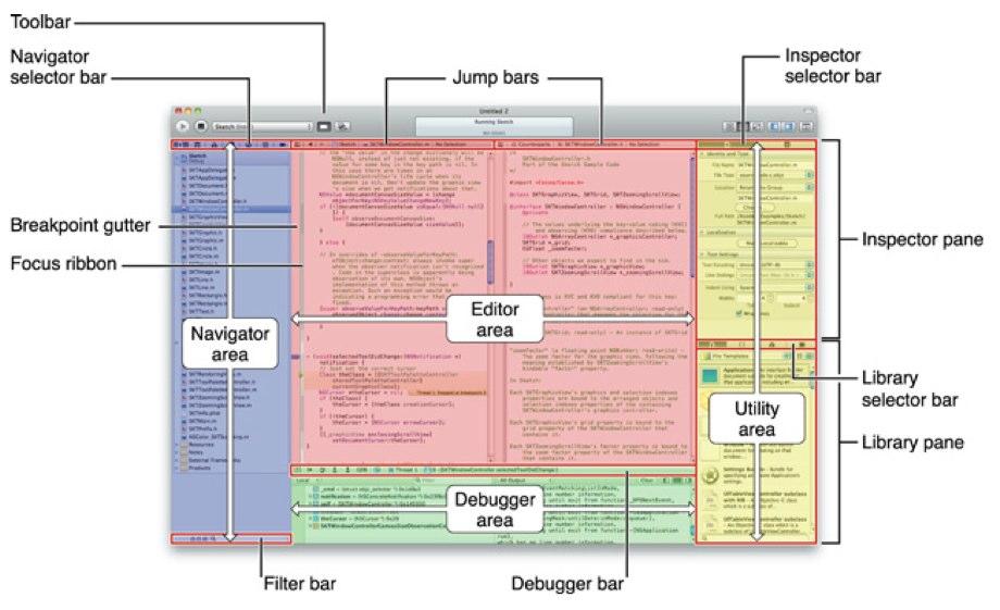 Un repaso a las novedades de xcode 4