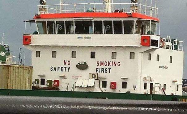 Primero fumar, luego lo demás
