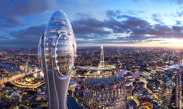 DBOX for Foster + Partners   The Guardian