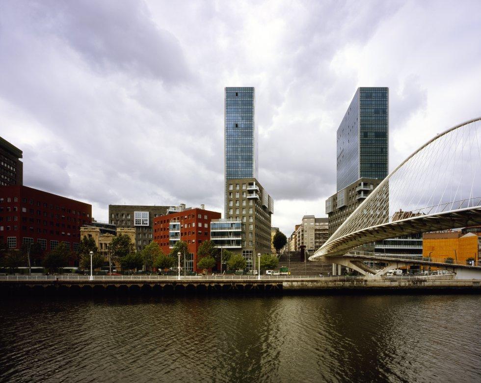 Torres Isozaki en Bilbao / Getty