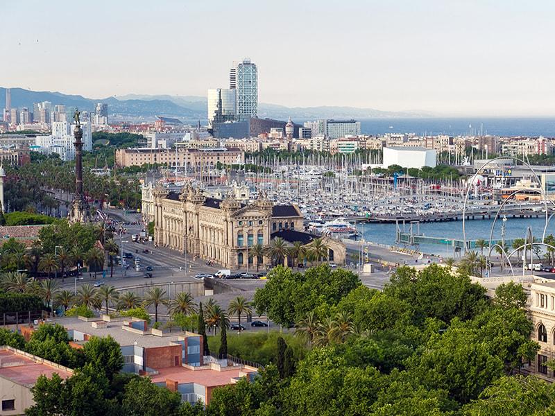 Barcelona y provincia