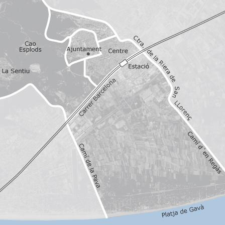 Mapa de gav barcelona idealista - Idealista compartir piso barcelona ...