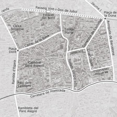 Mapa de centre terrassa idealista - Alquiler pisos en terrassa particulares ...