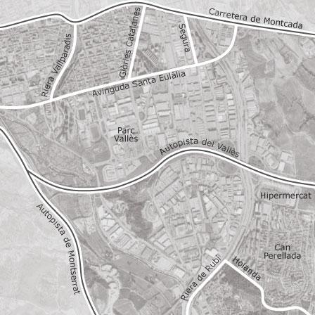 Mapa de sud terrassa viviendas en alquiler idealista - Alquiler pisos en terrassa particulares ...