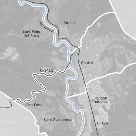 Castellar Del Valles Mapa.Mapa De Castellar Del Valles Barcelona Idealista