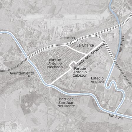 Mapa Miranda De Ebro.Mapa De Miranda De Ebro Burgos Idealista
