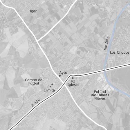 Mapa de las gabias granada viviendas en alquiler idealista for Alquiler vivienda sevilla particulares