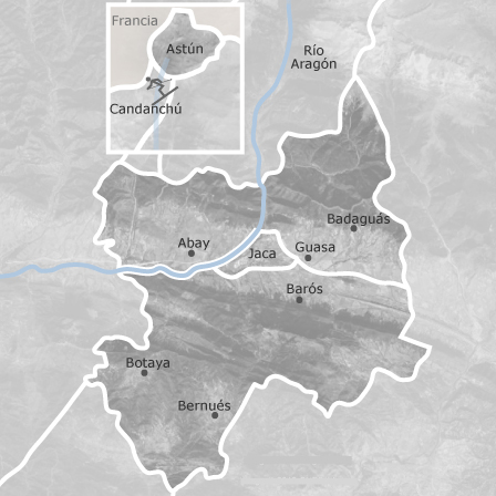 Mapa De Jaca Huesca.Mapa De Jaca Huesca Idealista