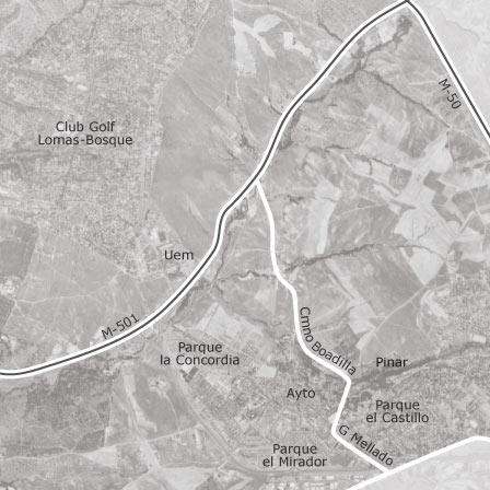 Mapa Villaviciosa De Odon.Mapa De Villaviciosa De Odon Madrid Idealista