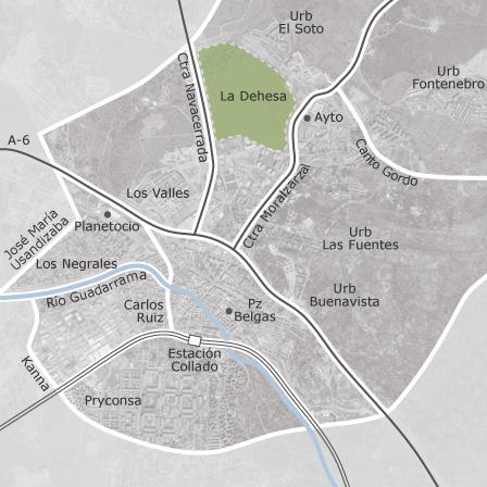 Mapa de collado villalba madrid idealista - Alquiler de pisos baratos en collado villalba por particulares ...