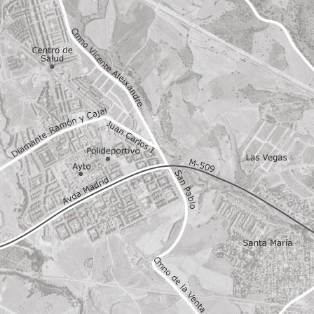 Mapa de villanueva del pardillo madrid idealista - Alquiler de pisos en villanueva del pardillo ...