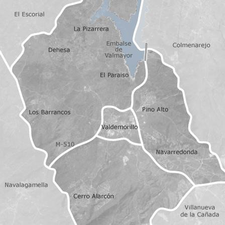 Pozuelo De Alarcon Mapa.Mapa De Valdemorillo Madrid Idealista