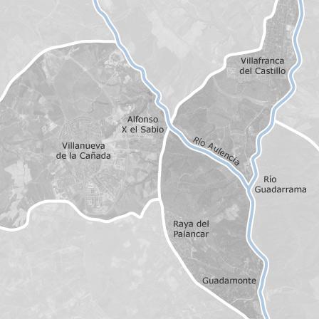 Mapa De Villanueva De La Cañada Madrid Idealista