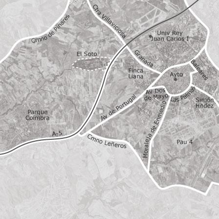 Mapa de m stoles madrid idealista for Idealista pisos mostoles