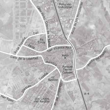 Mapa de valdemoro madrid idealista - Pisos de bancos en valdemoro ...