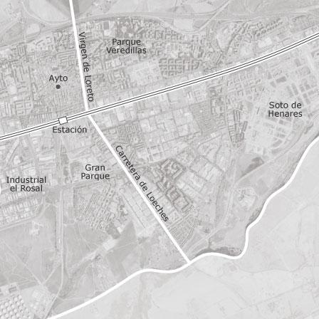 Mapa De Torrejon De Ardoz Madrid Idealista