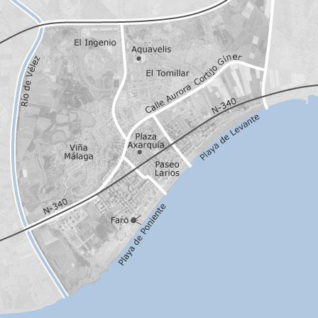 Mapa Torre Del Mar.Mapa De Torre Del Mar Malaga Idealista
