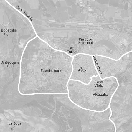 Mapa De Antequera Malaga.Mapa De Antequera Malaga Idealista