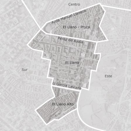 Mapa de el llano gij n idealista for Pisos compartidos gijon