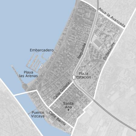Mapa de las arenas getxo idealista - Pisos de alquiler en getxo particulares ...