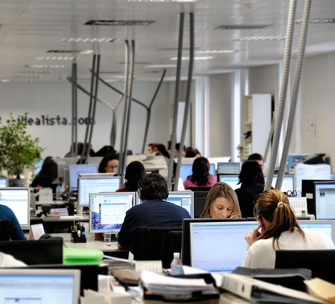 oficina de idealista en madrid